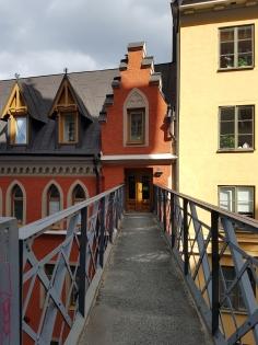 Gebäude in Södermalm